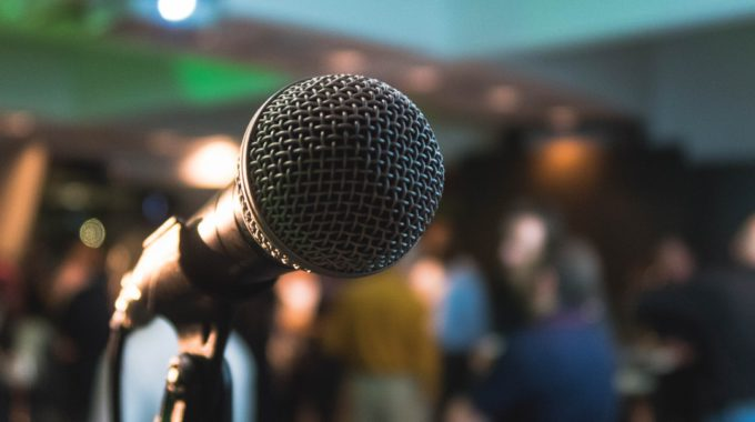 Four Ways To Become A Better Public Speaker
